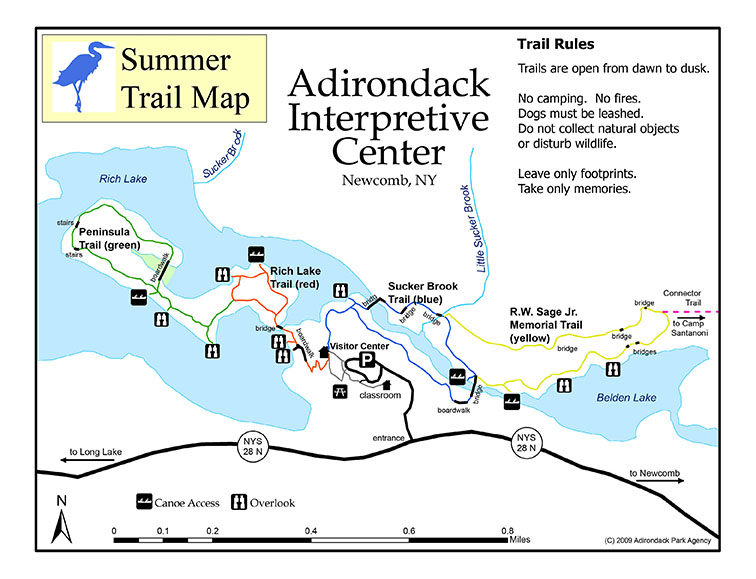Adirondack Nature Trails: Adirondack Interpretive Center ... on cascade mountains washington map, cascade reservoir map, cascade bike trail, cascade mtns map, driggs idaho snowmobile trails map, heart lake ny trail map, windham mountain trail map, henderson lake ny trail map, algonquin peak ny trail map, cummins creek trail map, bristol mtn map, mount adams ny trail map, cascade mountain adirondacks hiking map, tiger mountain trail map, cascade lake adirondacks trail, cascade mountain wisconsin map, hope falls ny trail map,